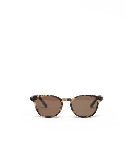 Kennedy: Matte Havana - Brown Polarized