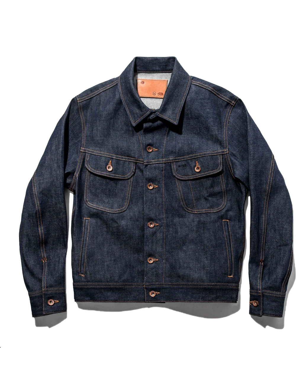 The Long Haul Jacket '68 Cone Mills Denim