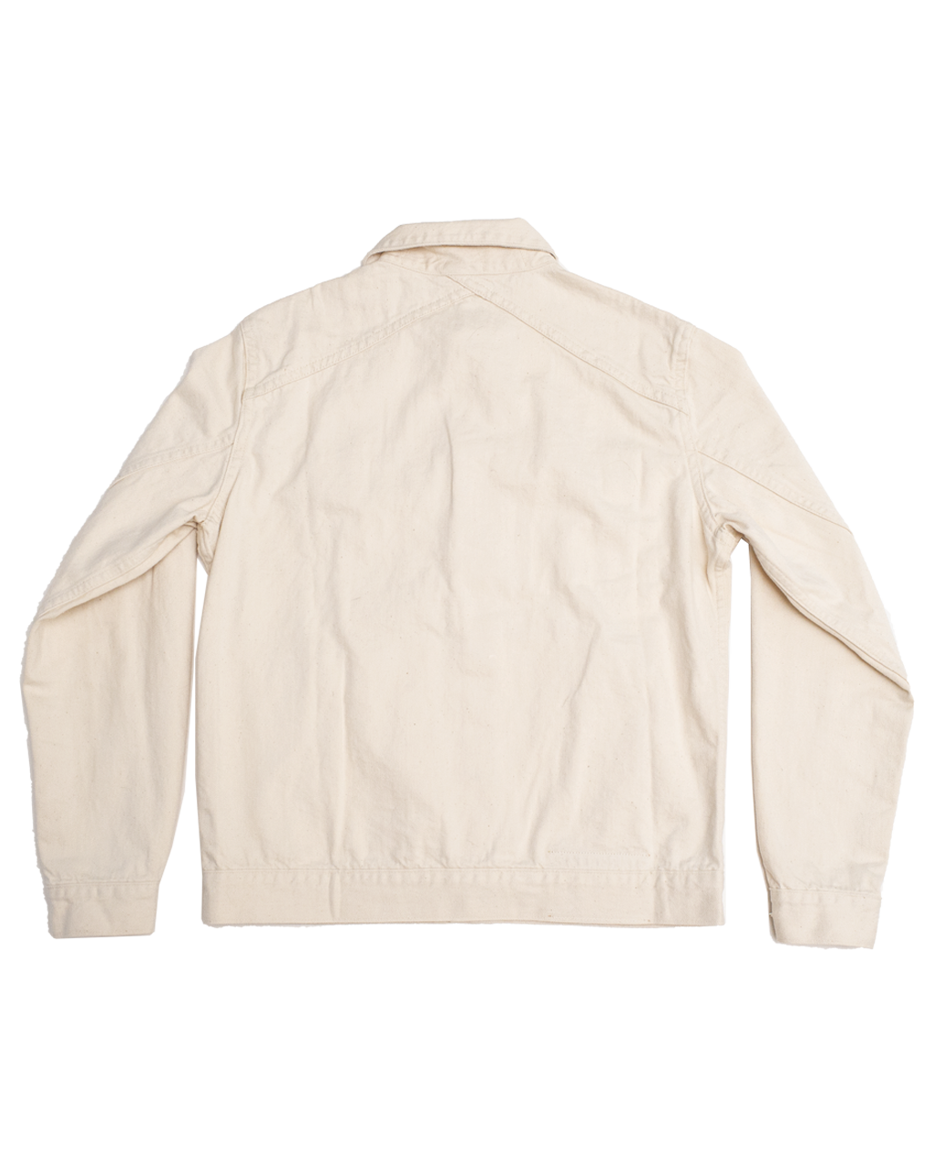 Type 3s Denim Jacket - Natural