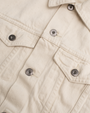 *As Is* Twice Worn - Type 3s Denim Jacket - Natural