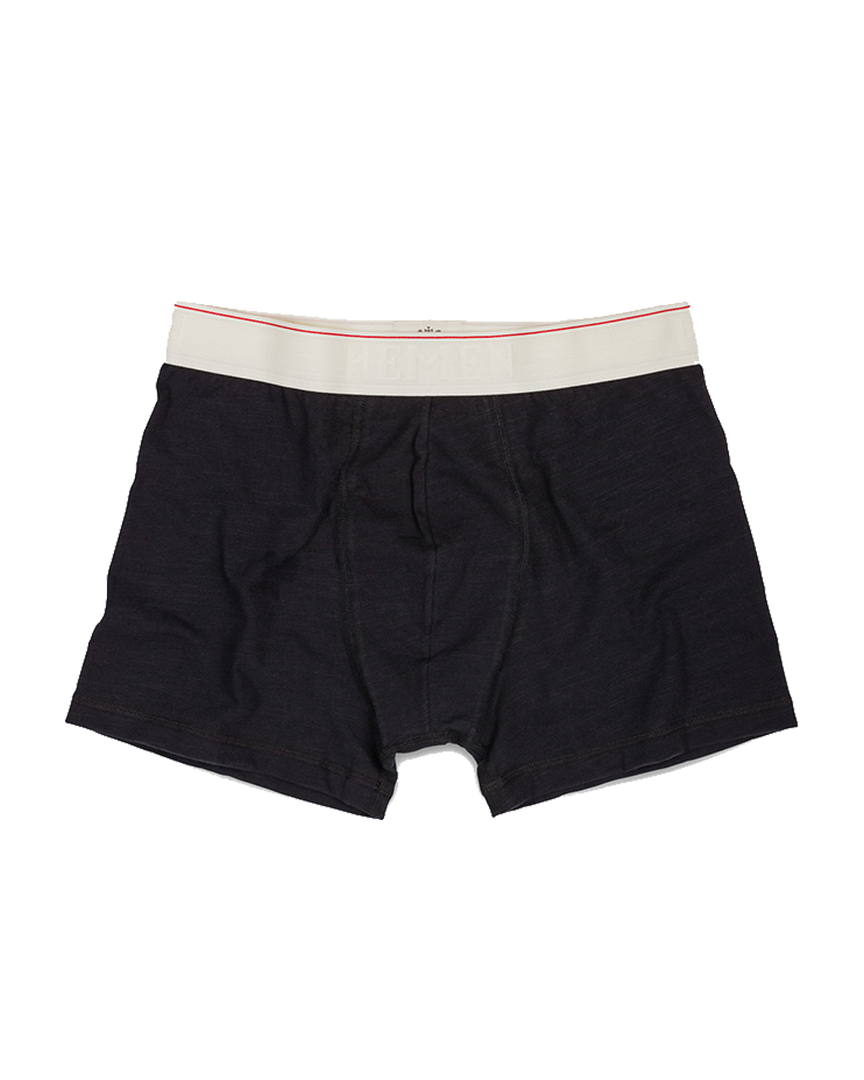 Marti Boxer Brief - Noir Belz