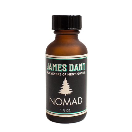 Nomad Beard Oil