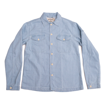 Champ Jacket - Light Denim