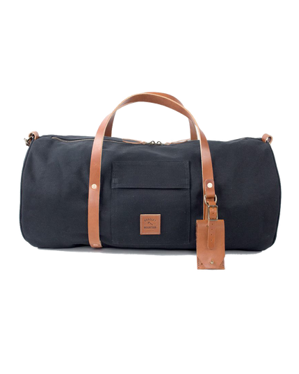 The Rambler Duffel - Black