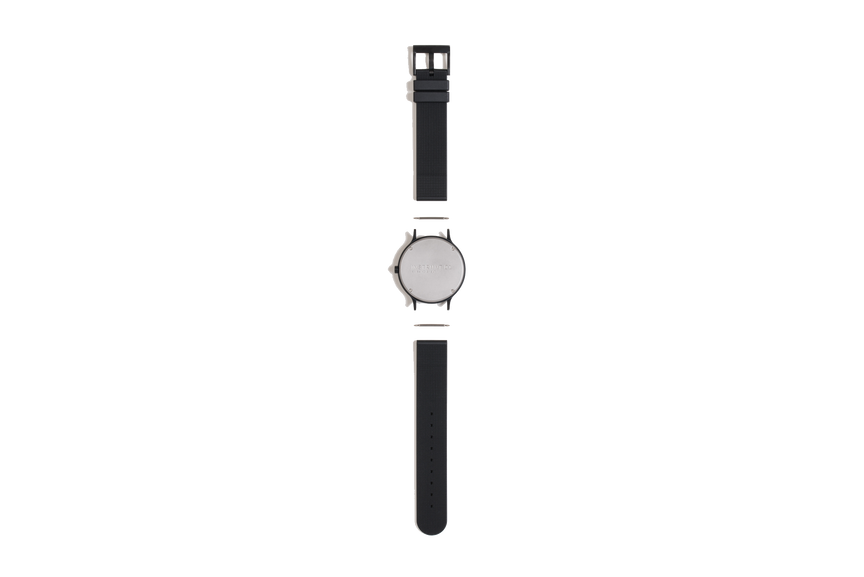 Instrmnt Watch - Black/Black