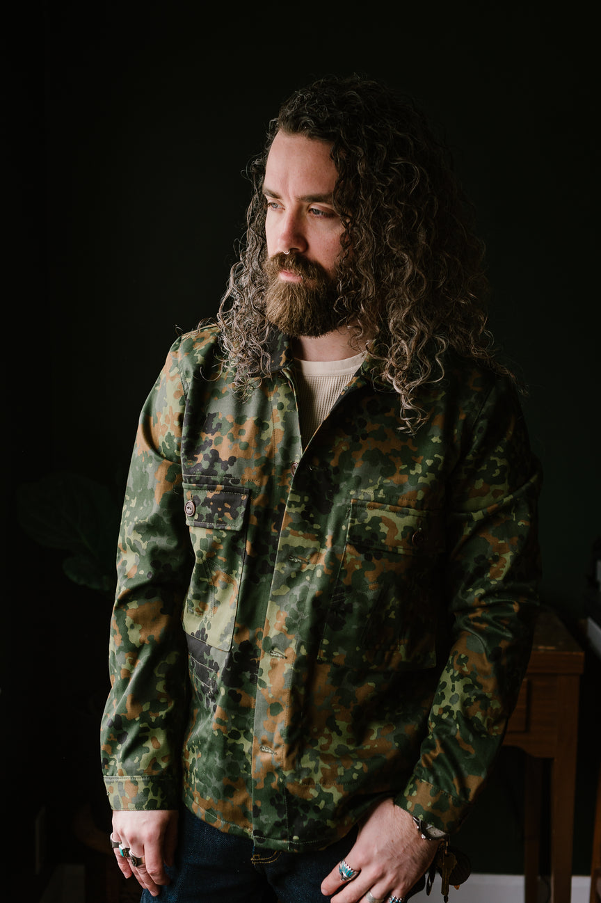Troy Shirt - Forest Camo