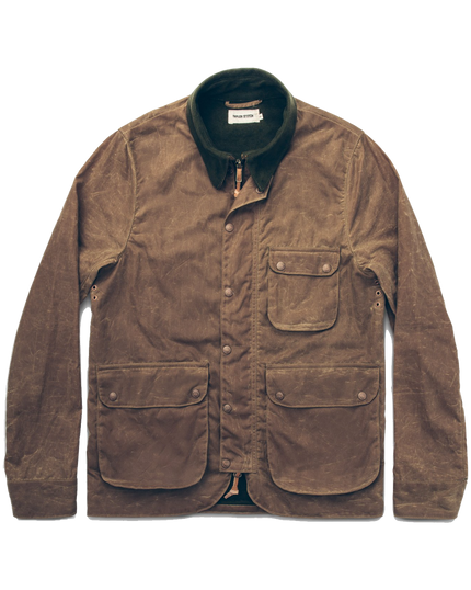 The Rover Jacket - Tan