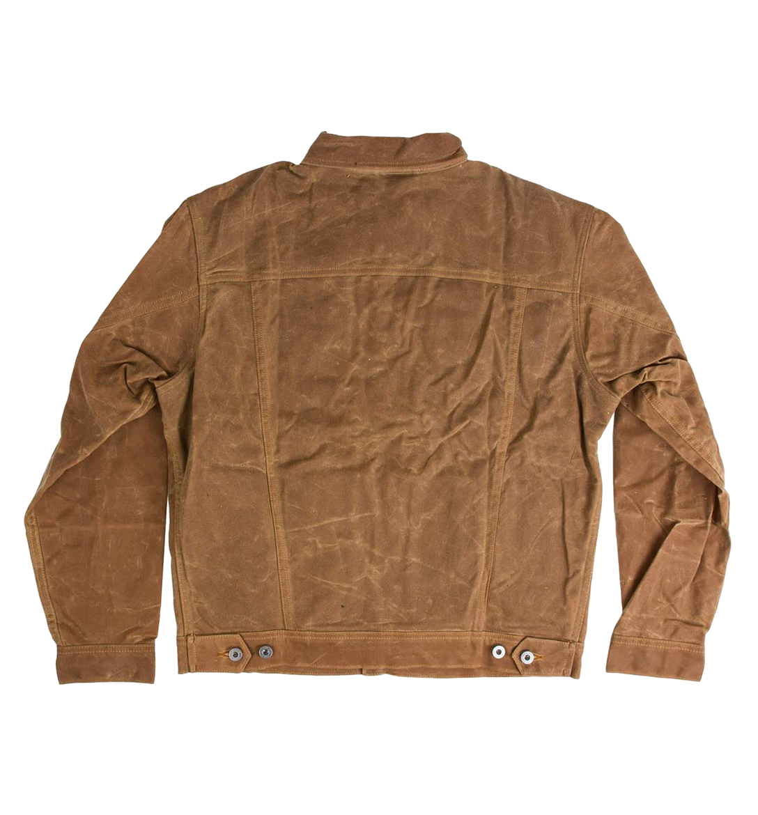 Scout Jacket - Brushed Brown