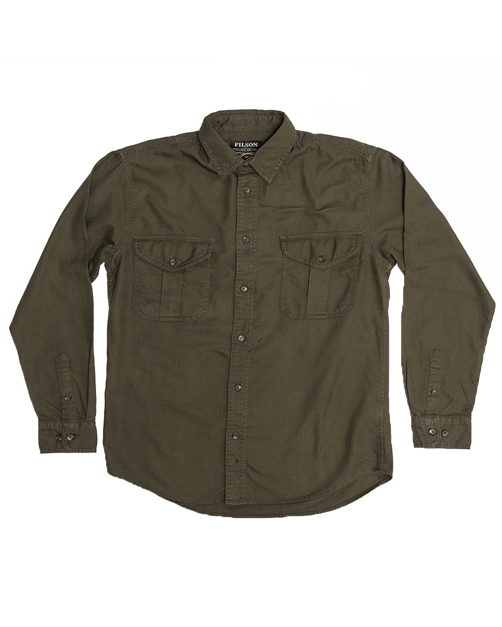 Light Weight Alaskan Guide Shirt - Green