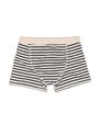 Marti Boxer Brief - Natural/Marine