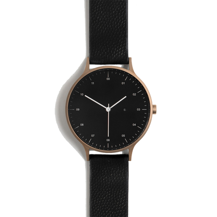 Instrmnt Watch - Gold/Black/Black