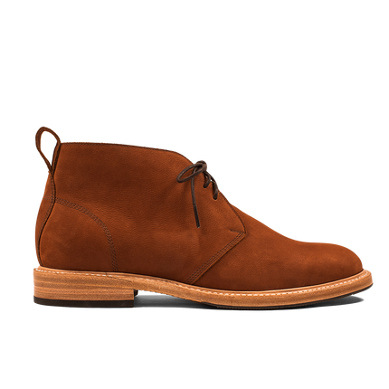*As Is* Once Worn - The Chukka - Tumbled Sedona - 8.5