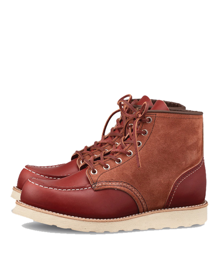8819 - Classic Moc - Oro Russet Portage / Oro Russet Abilene Roughout