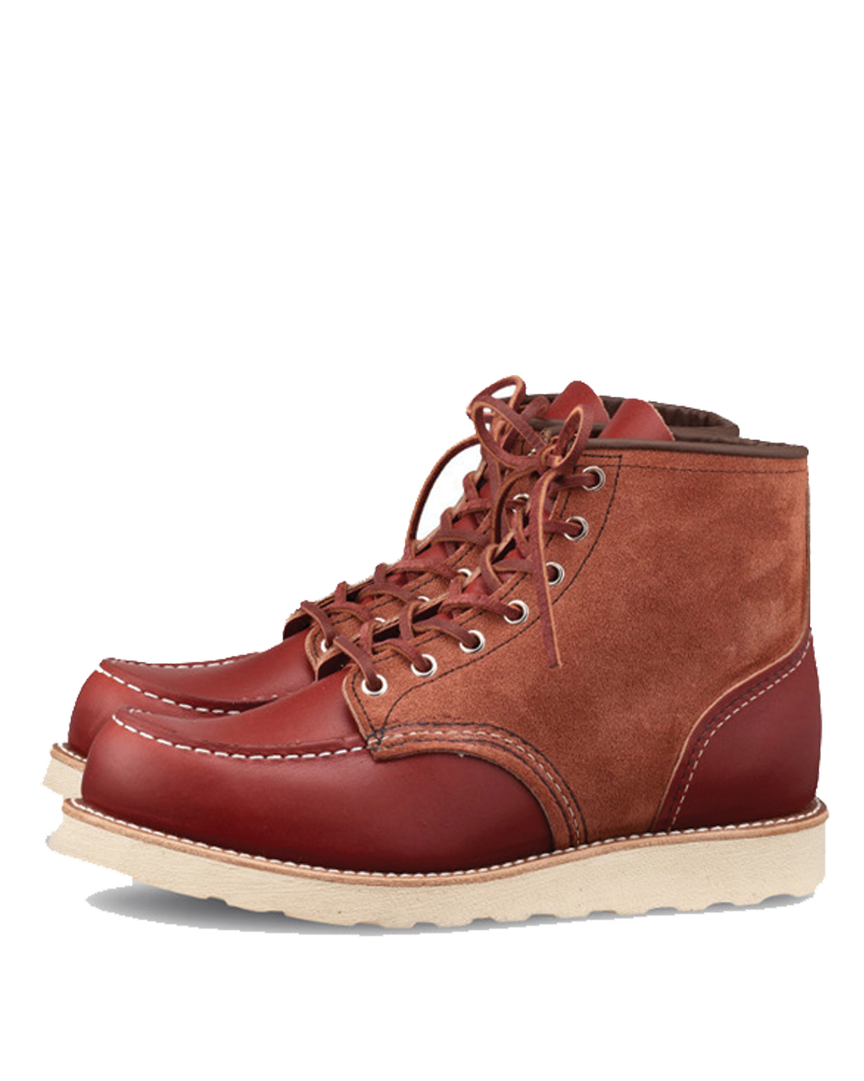 8819D - Classic Moc Oro Russet Portage / Oro Russet Abilene Roughout