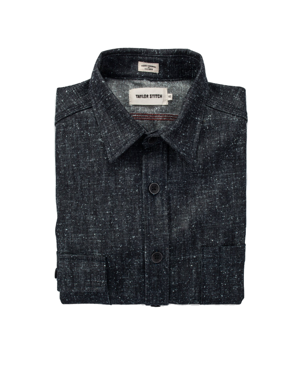 The Utility Shirt - Heavy Slub Denim