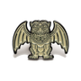 Gargoyle Pin - Cream
