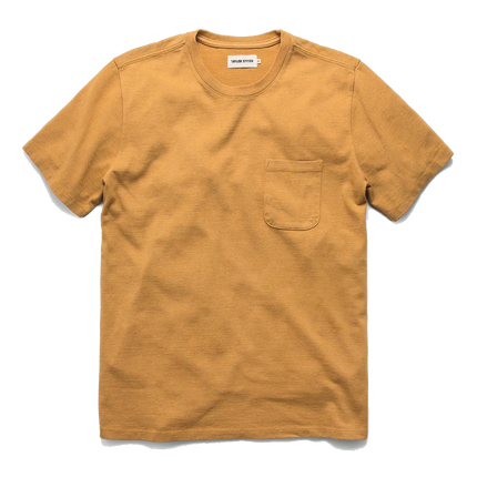 The Heavy Bag Tee - Canary