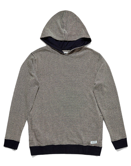 Boarderline Transseasonal Fleece - Dark Denim