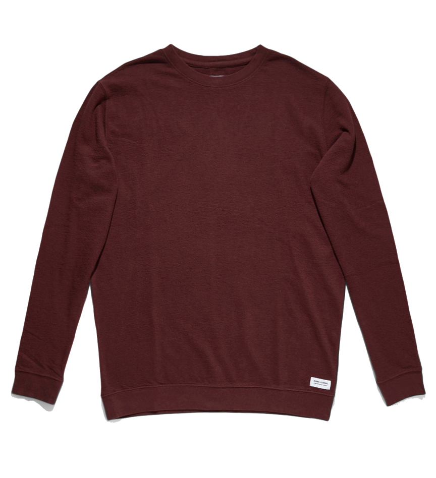 Recruit Deluxe Fleece - Plum