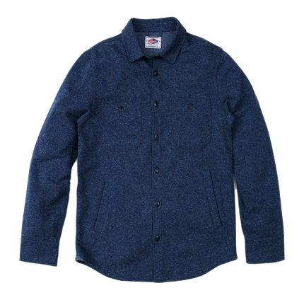 Bayswater Fleece CPO - Navy Heather