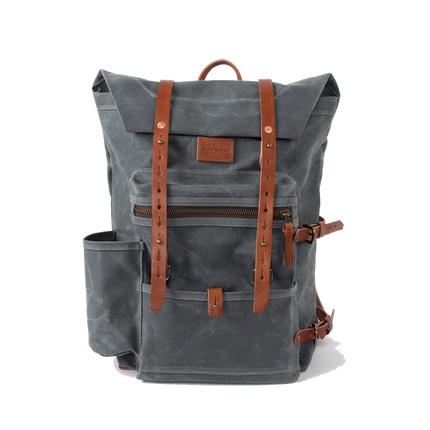 The Wilder Backpack - Charcoal