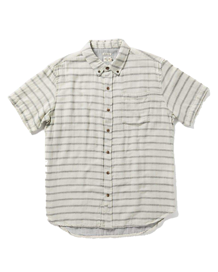 Jordan Shirt - Striped Double Cloth