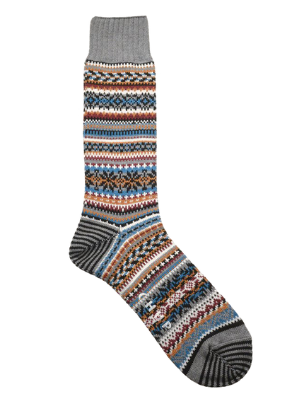 Bothar Crew Sock - Ghost
