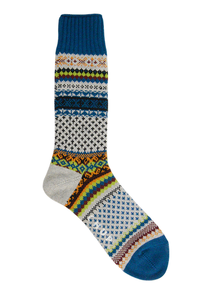 Skog Crew Sock - Cloud