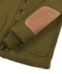Shawl Sweater Coat - Loden, Field Tan