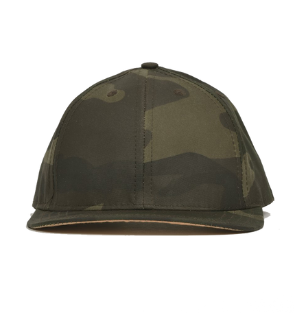 1920 Baseball Hat - Waxed Camo Blank