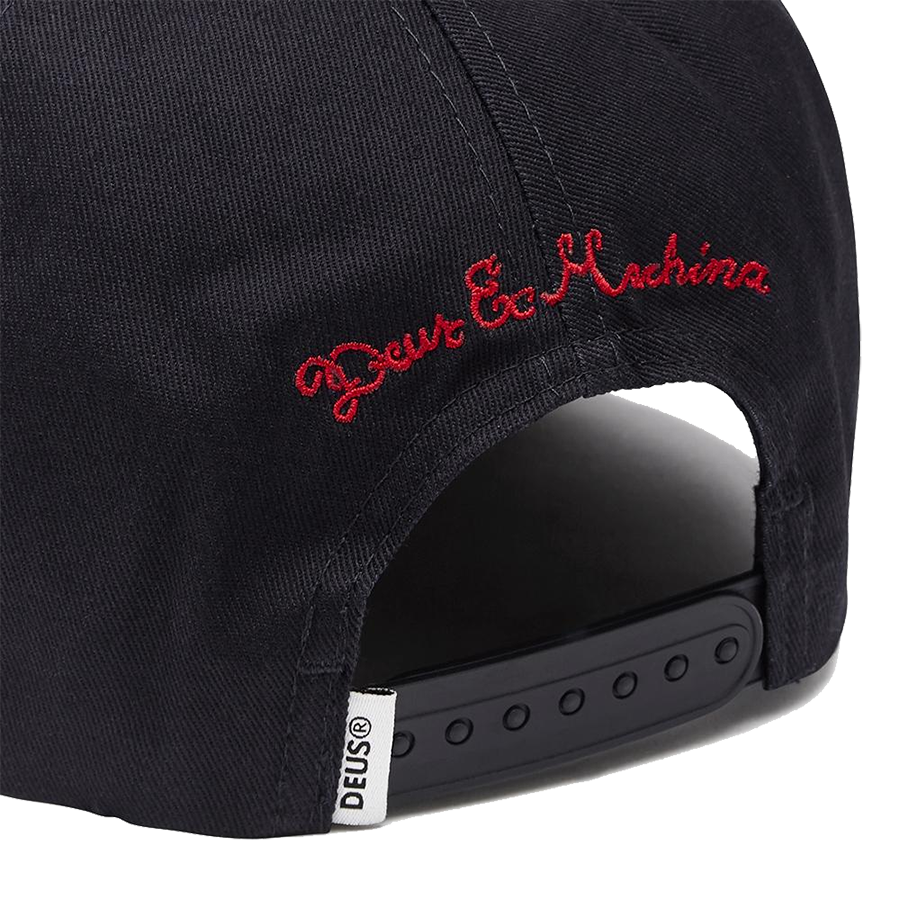Benzin Baseball Hat - Navy
