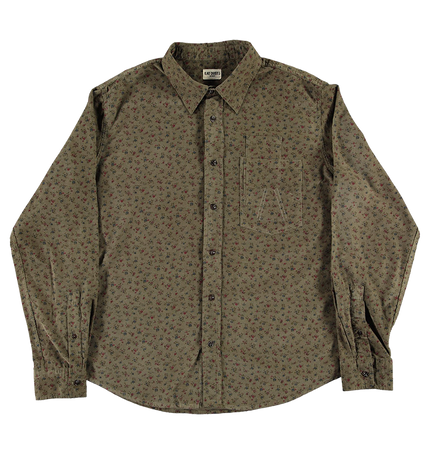 Combat Shirt Wallpaper Cord - Khaki