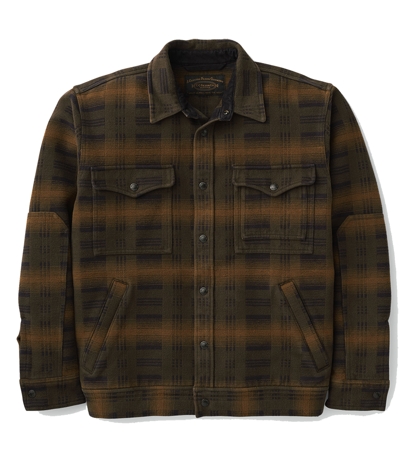 Beartooth Camp Jacket - Black, Olive, Brown