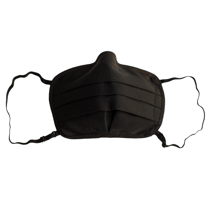 Alpha Onyx Mask - Black