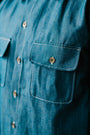 Webster Heavy Chambray - Indigo