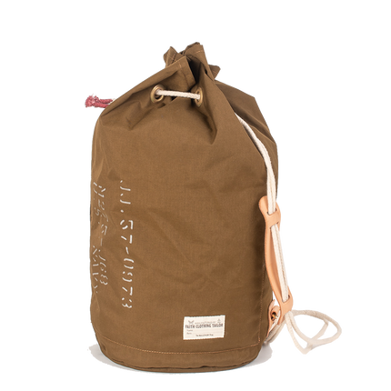 W&A Cordura Bucket Bag - Olive