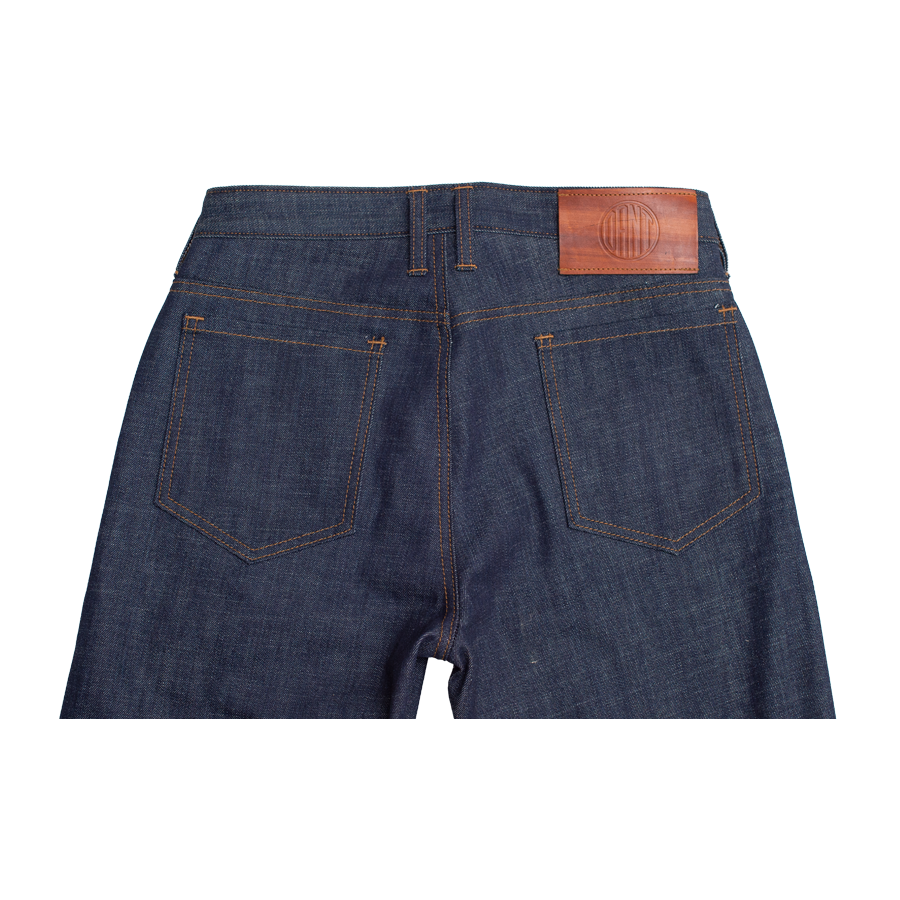 11oz - Baby Blue 6 Year Selvedge - Tailored Slim