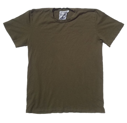 Baja Tee - Supply Green