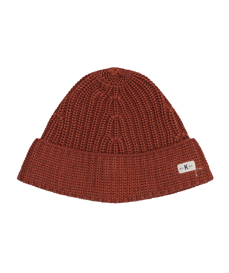 Icon Watch Cap - Brick