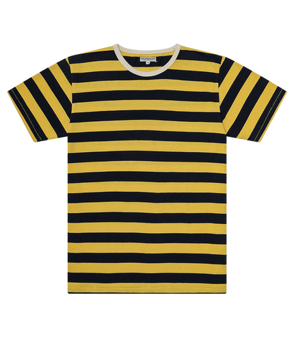 Mojave Tee - Yellow/Blue