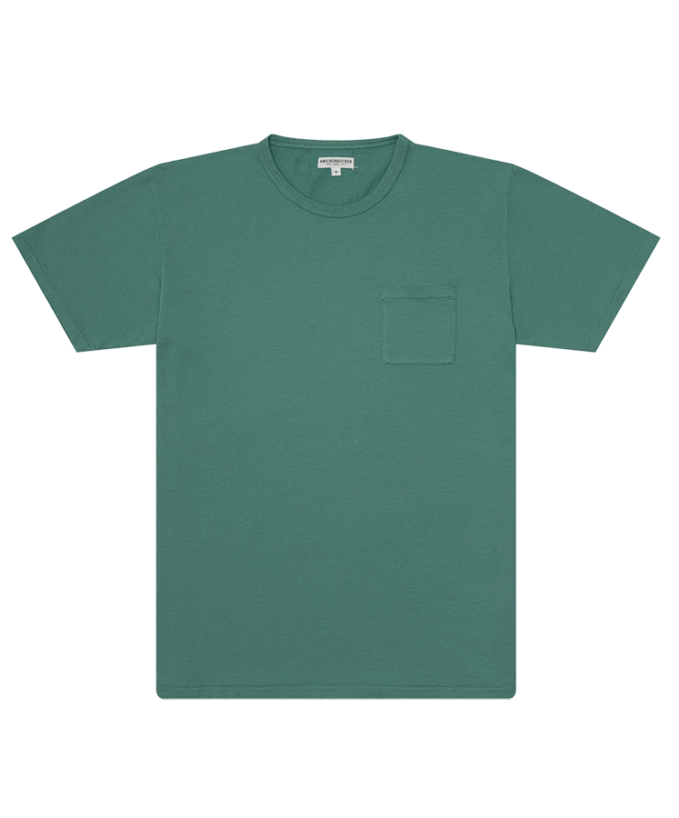 The Pocket T-Shirt - Forest