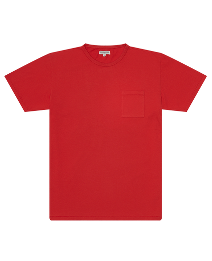 The Pocket T-Shirt - Varsity Red