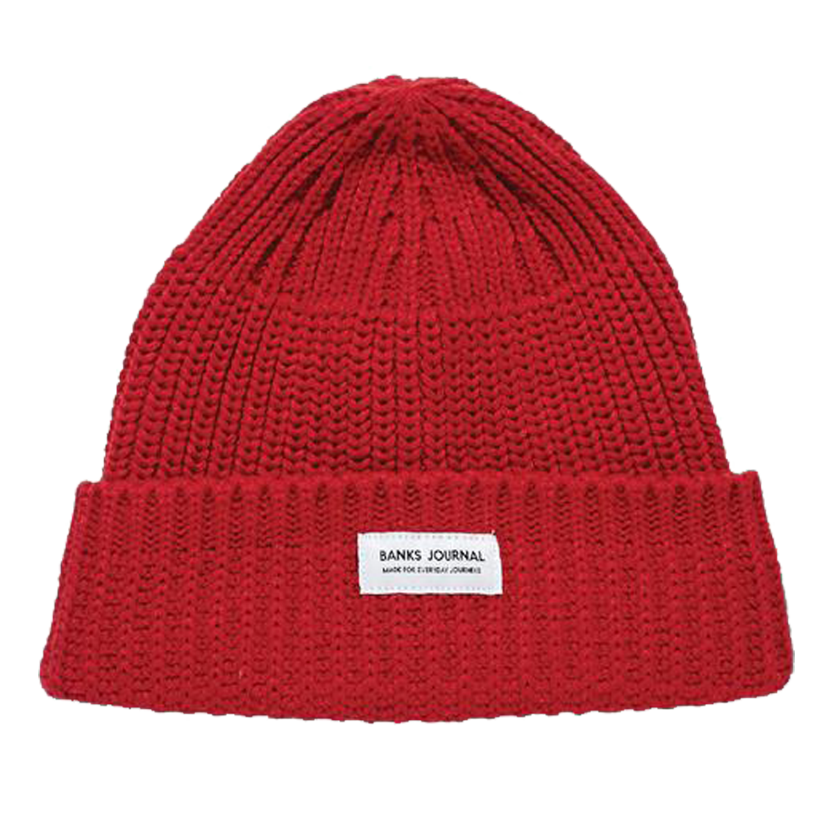 Made For You Beanie - Vintage Red