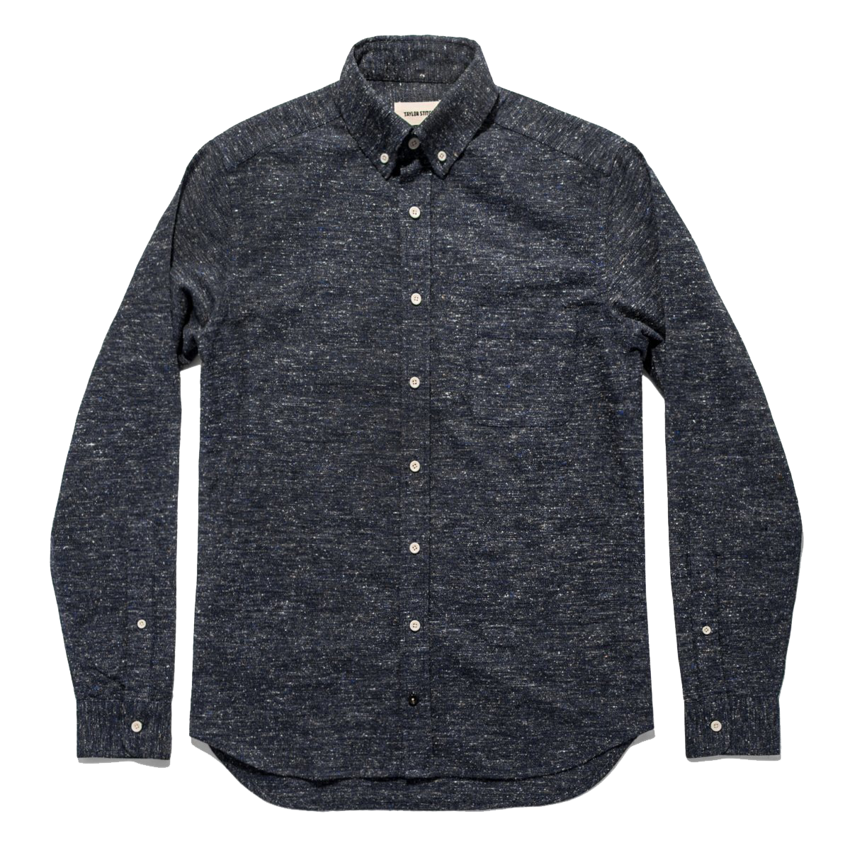 The L/S Jack - Navy Donegal