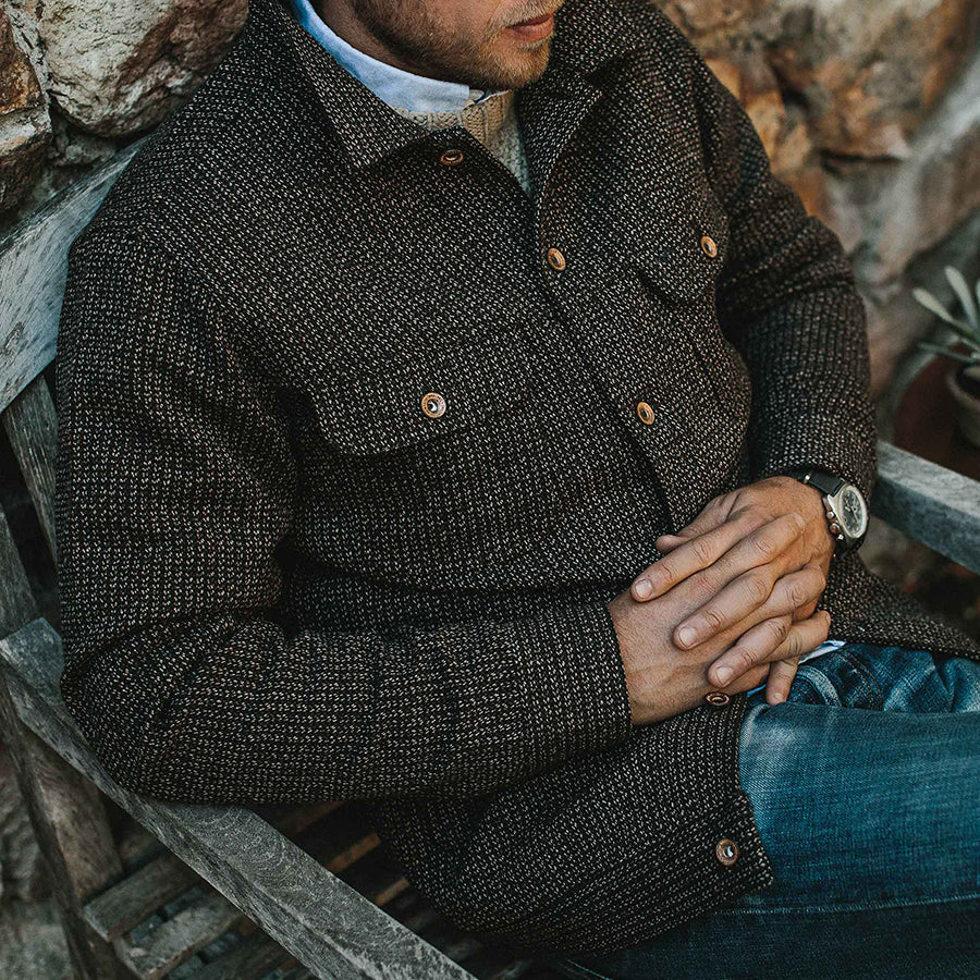 The Long Haul Jacket - Beach Cloth
