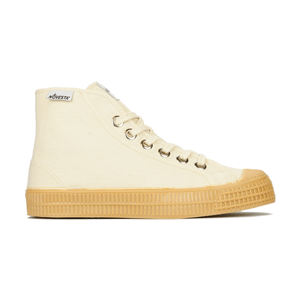 *AS IS Worn Once* - Star Dribble 99 High Top - Beige/Transparent