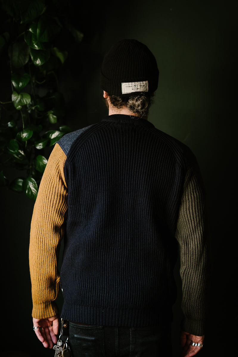 Funky Jumper Thomas - Navy