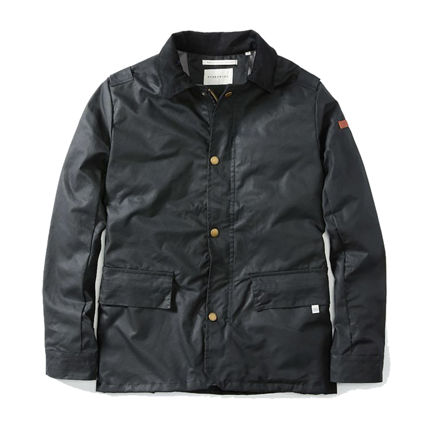 Boarder Jacket - Black
