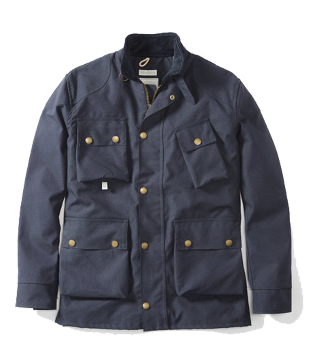 Cambric Baxter Jacket - Navy
