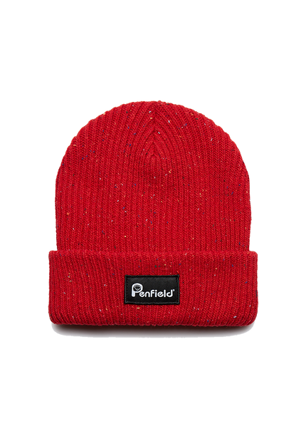Harris Beanie - Red